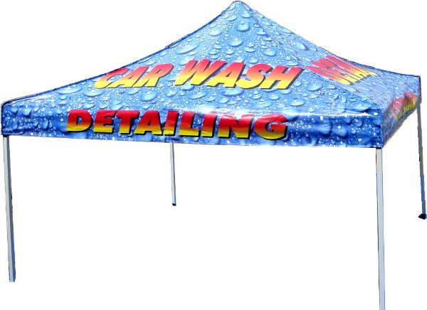 Click on an image for larger view  sc 1 st  Giant Inflatables & PRINTED POP-UP TENTS
